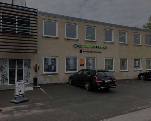 Care1 butik i Glostrup i Danmark